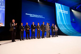 2009 German Science Stifter Prize