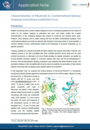 Application Note: Characterization of Rituximab by Conformational Epitope Mapping and Epitope Substitution Scan